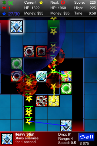 Screenshot iTD