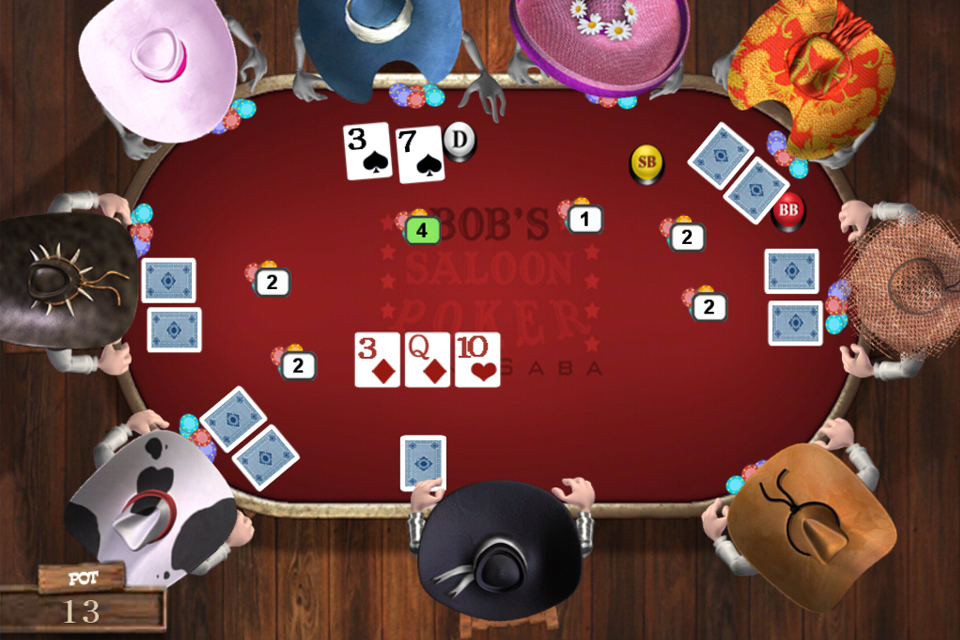 Screenshot Governor of Poker LITE